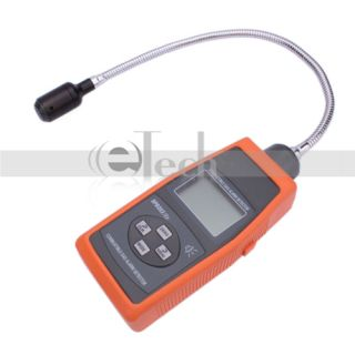 New Combustible Gas Leak Detector Methane Propane Natural