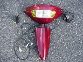 11 LED DASHBOARD PANEL ELECTRIC GAS SCOOTER MOPED MINI BIKE DIRT BIKE