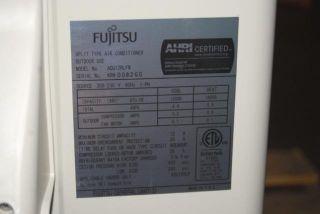 Fujitsu Split Type Outdoor Unit AOU12RLFW 22 SEER