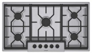 Bosch NGM3654UC 36 Natural Gas Cooktop Stainless Steel