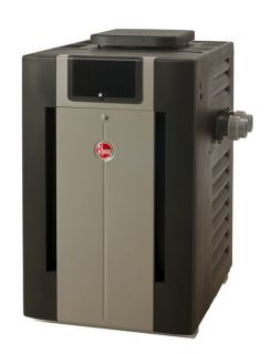 Rheem® Swimming Pool Gas Heater s 266K BTU Natural Gas NG or Propane