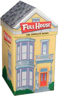 FULL HOUSE   COMPLETE SERIES COLLECTION   32 DISC SET ON DVD   NEW AND