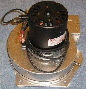 ARMSTRONG FURNACE INDUCER COMBUSTION BLOWER FAN MOTOR ASSEMBLY 44431