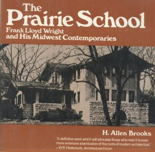 Frank Lloyd Wright Contemporaries Architecture Book