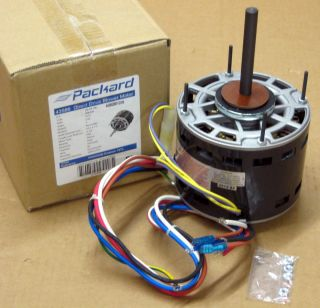HP 1075 RPM 230 Volts 3 Speed Heater Furnace Blower Fan Motor