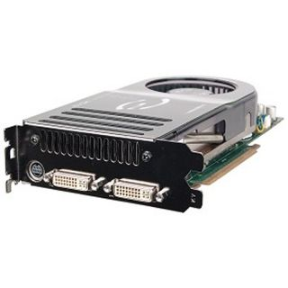 EVGA E GeForce 8800GTS 320MB DDR3 PCI Express PCIe Du