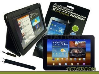Case Stand Screen Protector Stylus for Samsung Galaxy Tab 8 9