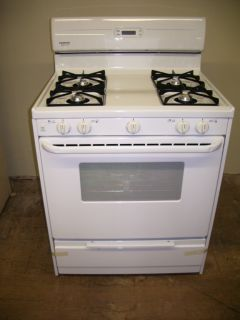 Tappan Gas Range Stove 30 inch Free Standing New Old Stock