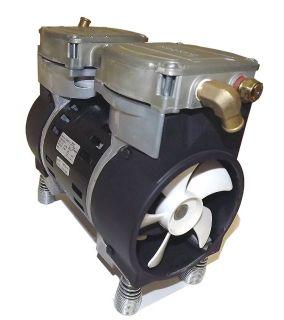 Gast 82R WOB L Oilless Rocking Piston Vacuum Pump Air Compressor 1 3HP