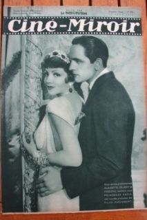 claudette colbert fredric march pierre fresnay pierrette caillol fred