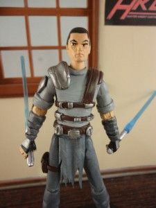 Custom Galen Marek Starkiller Star Wars Clone Wars The Force Unleashed