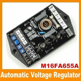 Voltage Regulator Module AVR M16FA655A Generator Genset