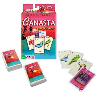 Winning Moves Games Canasta Caliente Card Game WNM6111