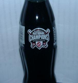 2012 South Carolina Gamecocks Baseball 2011 Champions Coca Cola Coke