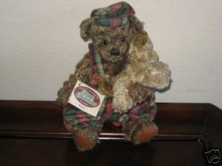 Ganz Cottage Collectibles Teddy Bear Robbie Rover MWT