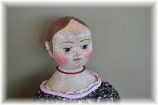 Izannah Walker Style Art Doll OOAK