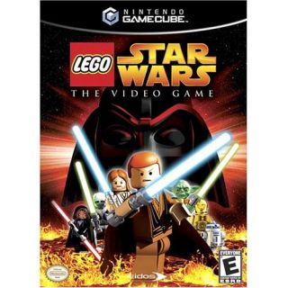 Lego Star Wars The Video Game Wii Game Cube 788687400138