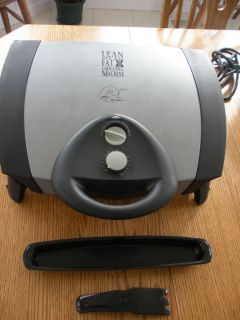 George Foreman GGR62 Indoor Outdoor Grill Very Large Grill