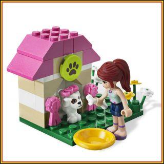 Lego Friends 3934 MIA's Puppy House Sets Mini Doll Figure Legos
