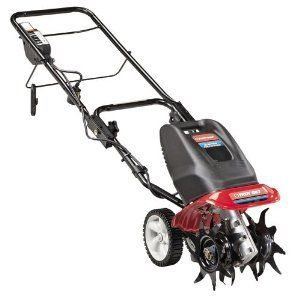 Troy Bilt TB154 Electric Garden Cultivator & Tiller New