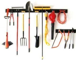Hand Garden Tool Organizers Pegboard Garage Storage 96 Wide Tool Rack