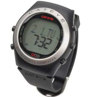 Cateye MSC HR 20 Running Cycling Climbing Heart Rate Watch Monitor