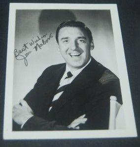 Gomer Pyle Autograph Lot Jim Nabors George Lindsey Nice Print