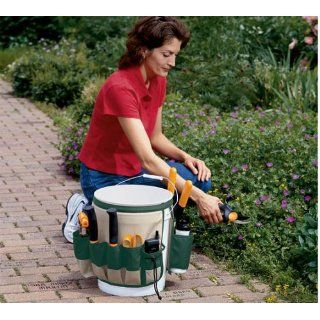 New Garden Bucket Caddy Bag for Gardening Hand Tools Fast SHIP New