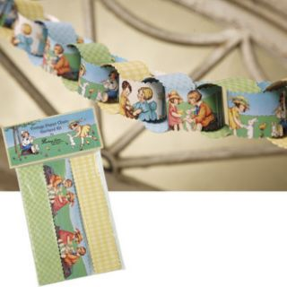 Bethany Lowe Designs Vintage Style Easter Garland
