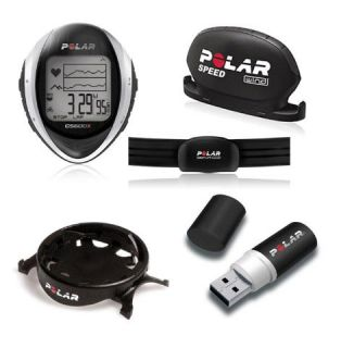 Polar CS600X Cycling Pulse Computer Watch Bike for GPS Garmin Apple