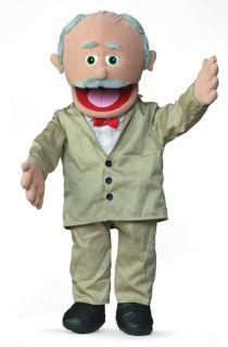 30 Pro Puppets Full Half Body Puppet Hispanic Grandpa