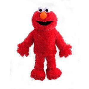 Sesame Street Elmo Full Body Hand Puppet by Gund