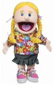 14 Pro Puppets Full Body Hand Puppet Cindy