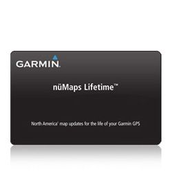 Numaps Lifetime North America Map Updates for Nuvi 550