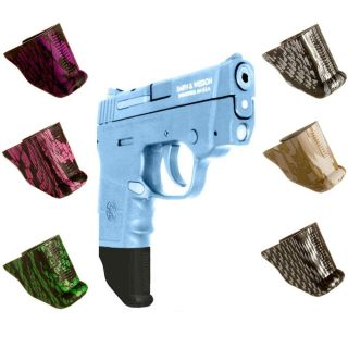 Patterned Extra Long XL 1 25 Smith Wesson 380 Garrison Gun Grip