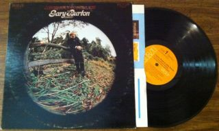 The Gary Burton Quartet Country Roads and Other Places Vintage Vinyl