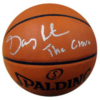 Gary Payton Autographed Official NBA Leather Basketball The Glove PSA