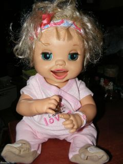 Baby Alive Large Doll Talks