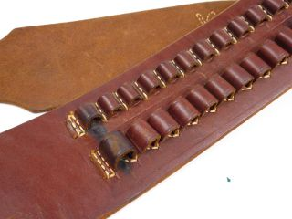 Up for offer is this authentic GEORGE LAWRENCE COMPANY ammo belt.