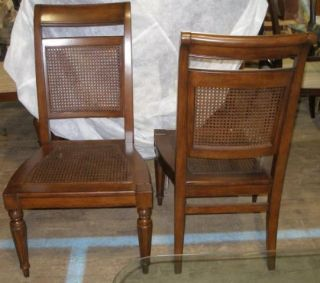 Thomasville Furniture Soliloque Side Dining Chairs Free ship