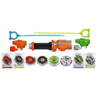 Beyblade Metal Fury Ultimate Gift Set New