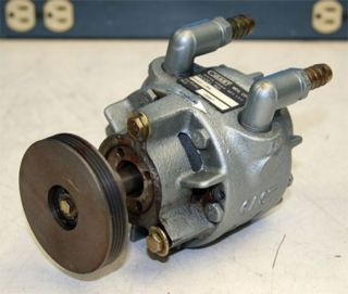 Gast 0440 154 Lubricated Drive Vacuum Pump 0440 Series