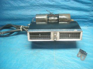 1960 1961 1962 1963 Underdash A C Air Conditioning Unit