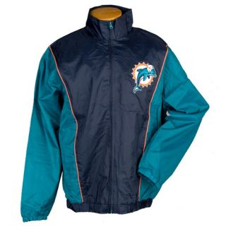 GIII NFL Mens Light Weight Full Zip Jacket