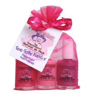Piggy Paint Non Toxic All Natural Nail Polish Gift Set
