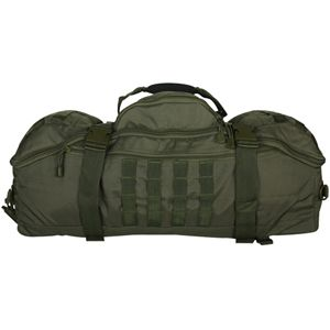 Military MOLLE 3 in 1 Recon Convertible Gear Bag Olive Drab