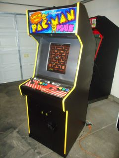 Pac Man Galaga Classic Arcade Game JAMMA MANY GAMES CAN BE ADDED