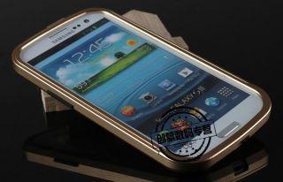Aluminum Metal Case Bumper for Samsung Galaxy SIII S3 I9300