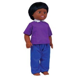 Ge Ready Kids African American Boy Doll 633