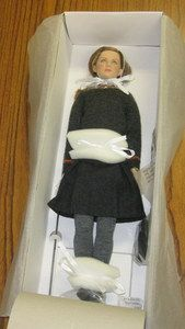 Ginny Weasley Harry Potter Tonner Doll Retired RARE